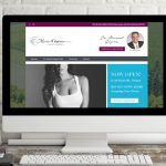 Manuel Gigena Plastic Surgery WordPress Website • 237 Marketing + Web