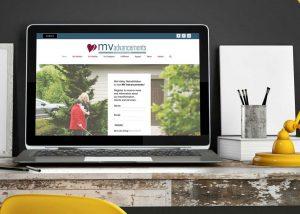 MV Advancements WordPress Website • 237 Marketing + Web