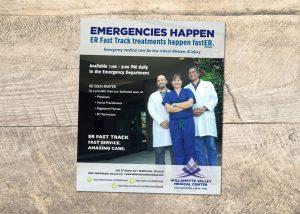 Willamette Valley Medical Center Advertising • 237 Marketing + Web