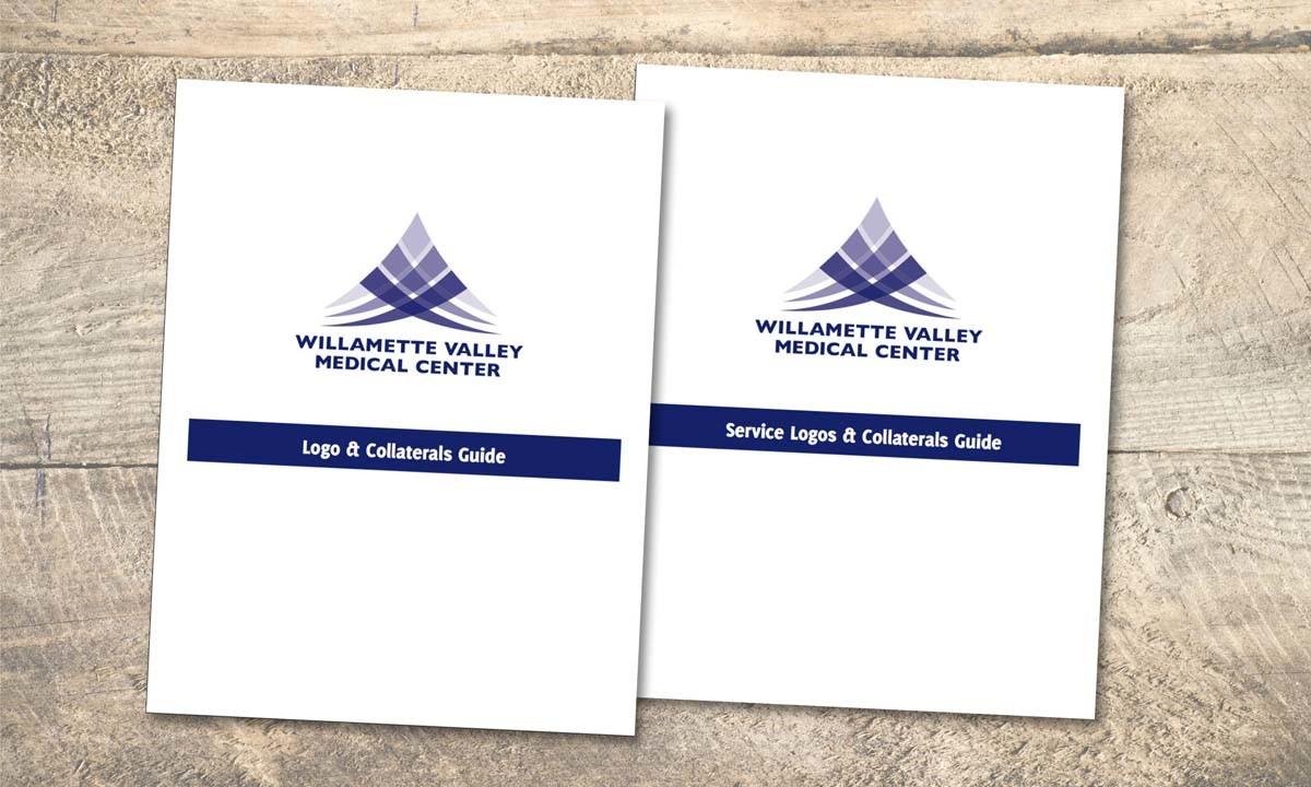Willamette Valley Medical Center Brand Guidelines • 237 Marketing + Web