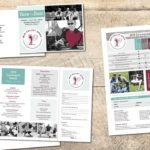 Mid-Valley Open Golf Tournament Postcard, Sponsorship Brochure and Advertising Sales Sheet • 237 Marketing + Web