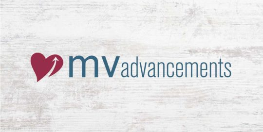 MV Advancements Logo • 237 Marketing + Web