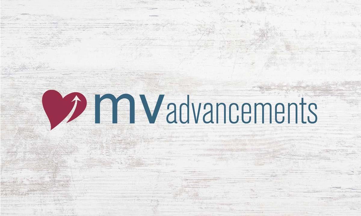 MV Advancements Logo • 237 Marketing + Web