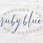 Ruby Blue Boutique Logo • 237 Marketing + Web