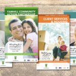 YCAP Service Posters • 237 Marketing + Web