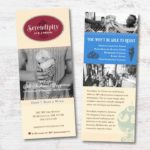 Serendipity Ice Cream Rack Card • 237 Marketing + Web