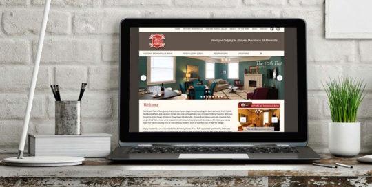 3rd Street Flats WordPress Website • 237 Marketing + Web