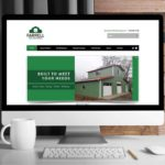 Farrell Pole Buildings WordPress Website • 237 Marketing + Web