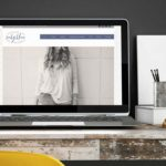 Ruby Blue Boutique WordPress Website • 237 Marketing + Web