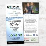 Gormley Plumbing + Mechanical Rack Card • 237 Marketing + Web