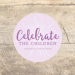 Juliette's House Celebrate the Children Logo • 237 Marketing + Web