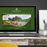 Aspen Creek Landscaping WordPress Website • 237 Marketing + Web