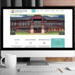 Chehalem Cultural Center WordPress Website • 237 Marketing + Web