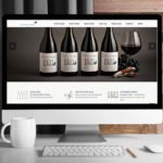 Elizabeth Chambers Cellar WordPress Website • 237 Marketing + Web