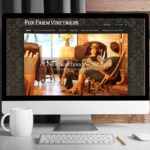 Fox Farm Vineyards WordPress Website • 237 Marketing + Web