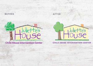 Juliette's House Logo • 237 Marketing + Web