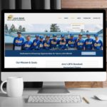 Lava Bear Youth Sports Foundation WordPress Website • 237 Marketing + Web
