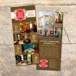 3rd Street Flats Rack Card • 237 Marketing + Web