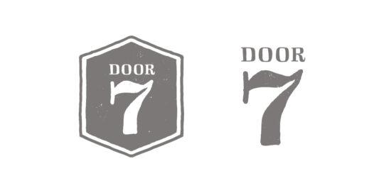 Door 7 Logo by 237 Marketing + Web