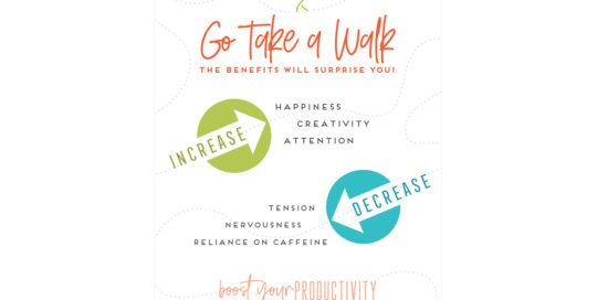 Go Take a Walk by 237 Marketing + Web