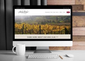 Silvan Ridge WordPress Website by 237 Marketing + Web