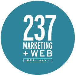 237 Marketing + Web Logo