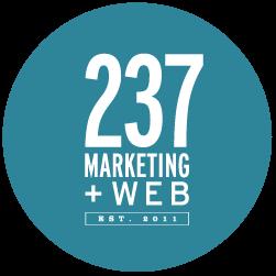 237 Marketing + Web Logo